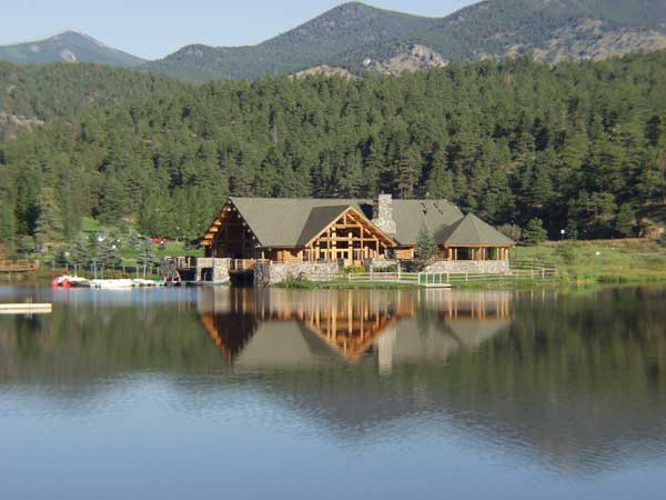 Evergreen Lake Nancy Woodson Conifer Evergreen Colorado